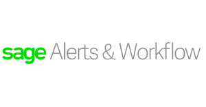 Sage Alert & Workflow Solutions