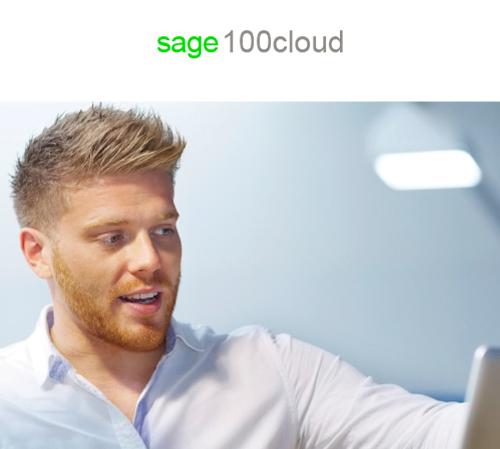 Sage 100 Cloud Callout